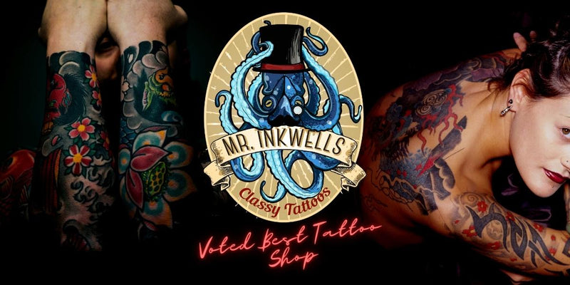 Best Tattoo Shop Orange County, OC's Best Tattoo Shop