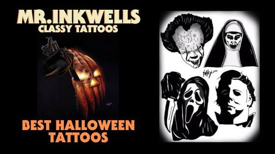 The Best Halloween Tattoos
