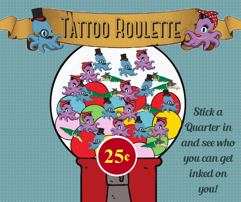 25 Cent Tattoos!