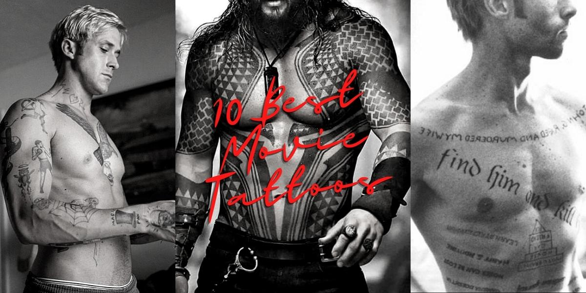 Best Movie Tattoos Of All Time