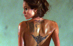 10 Best Movie Tattoos Of All Time Mrinkwells