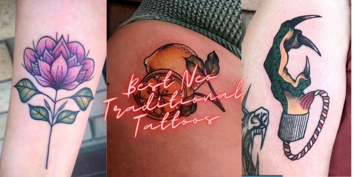 Best Neo Traditional Tattoo Ideas 10 Best Neo Traditional Tattoos