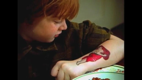Lil Petes Tattoo The Adventures Of Pete and Pete