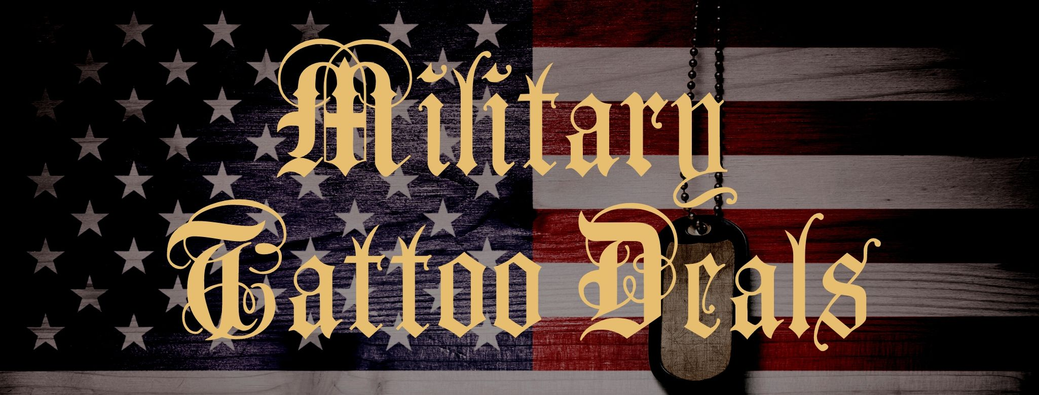 Military tattoo deals