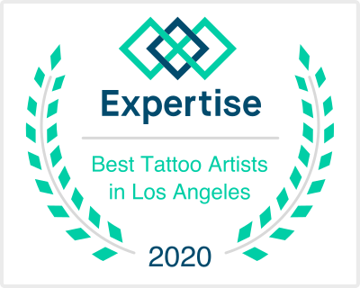 Best Tattoo Shop LA