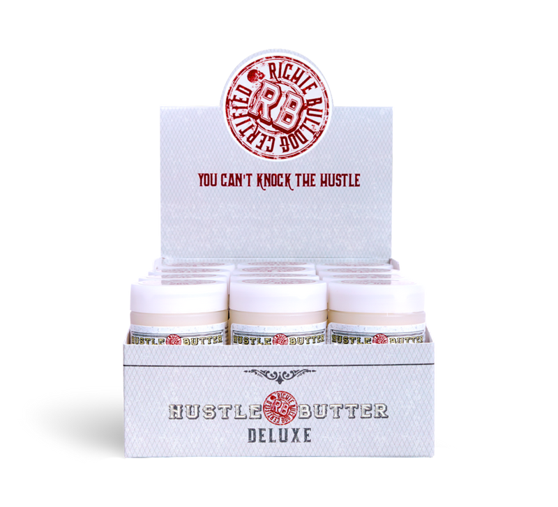 Hustle Butter Deluxe Luxury Tattoo Aftercare 1oz Tub