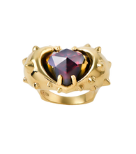 Load image into Gallery viewer, Spiked heart, ring