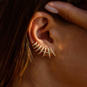 Intersecting  ear climbers