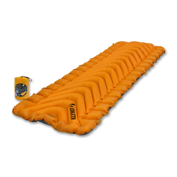 Klymit Insulated Static V Lite Camping Ultralight Sleeping