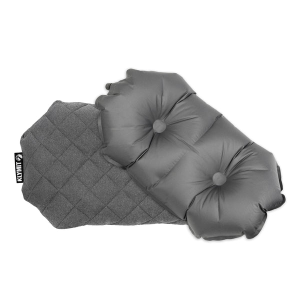 Klymit Luxe Pillow Inflatable Camping Pillow Klymit