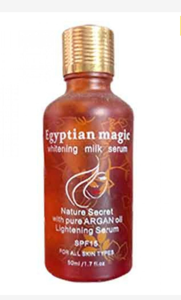 EGYPTIAN MAGIC WHITENING MILK SERUM