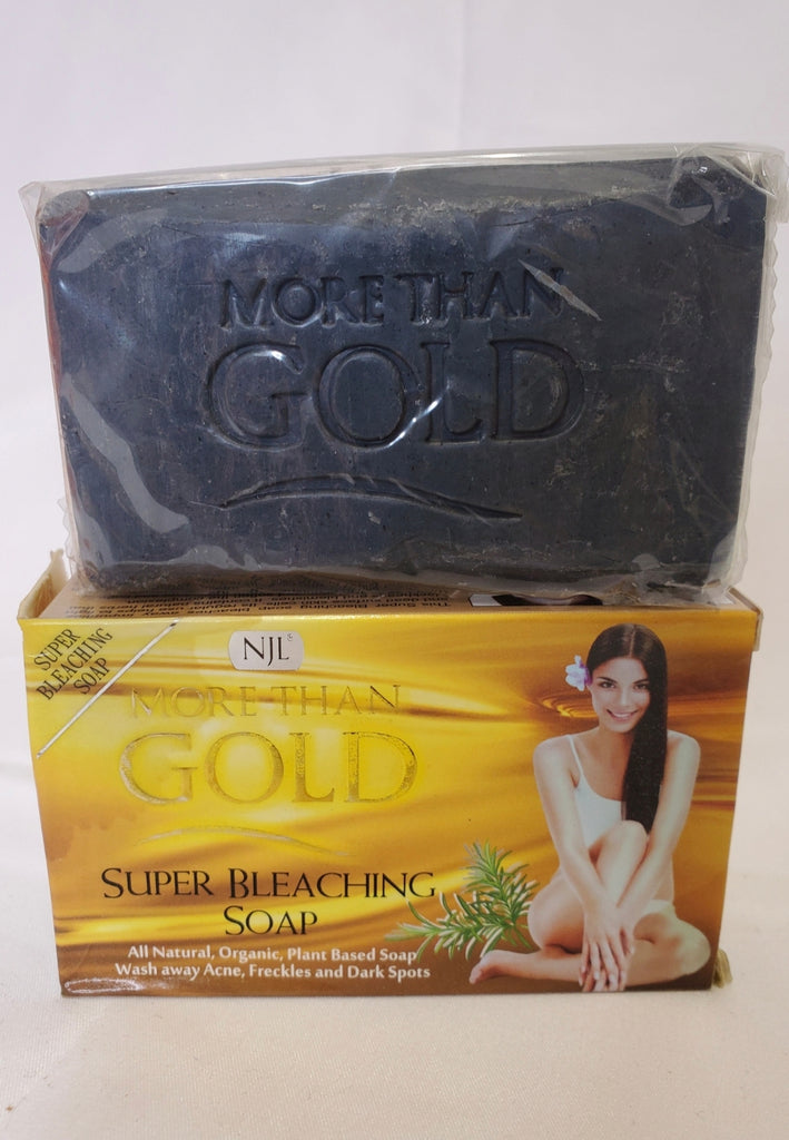 MORE THAN WHITE SUPER BLEACHING SOAP