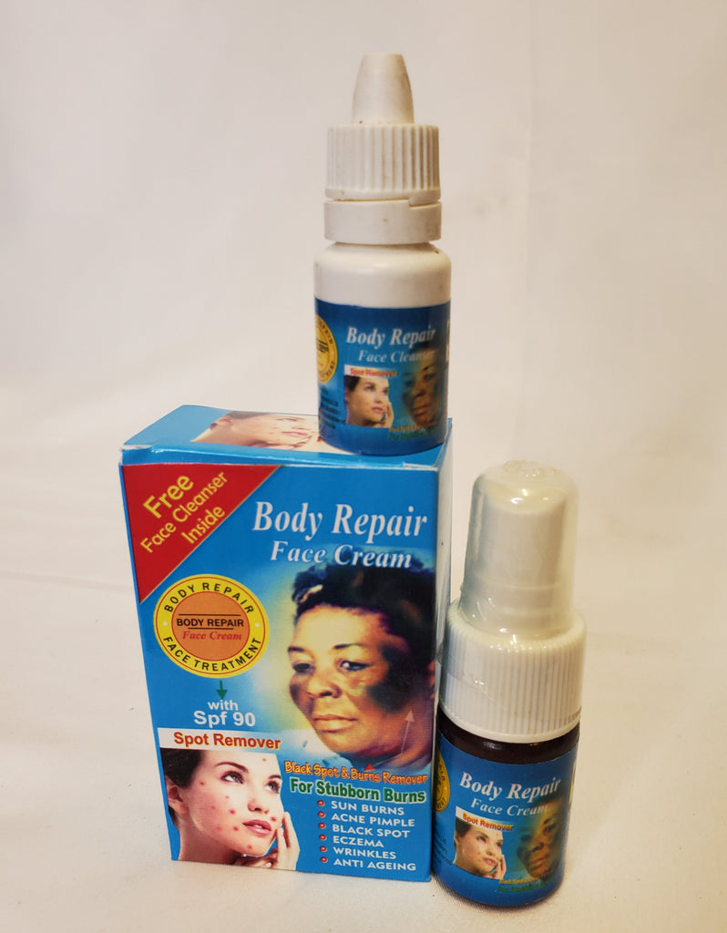 BODY REPAIR FACE CREAM SPOT REMOVER