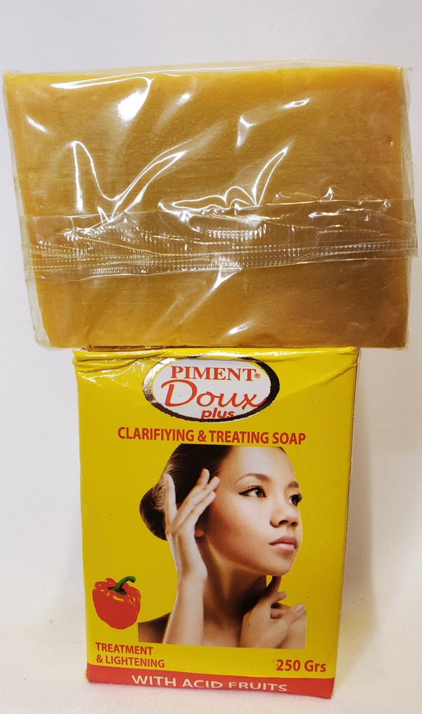 PIMENT DOUX CLARIFYING &TREATING SOAP WITH ACID FRUIT
