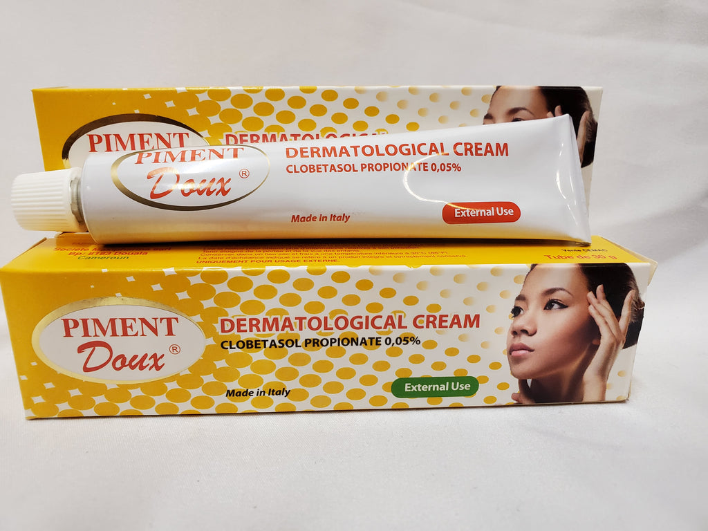 PIMENT DOUX DERMATOLOGICAL CREAM
