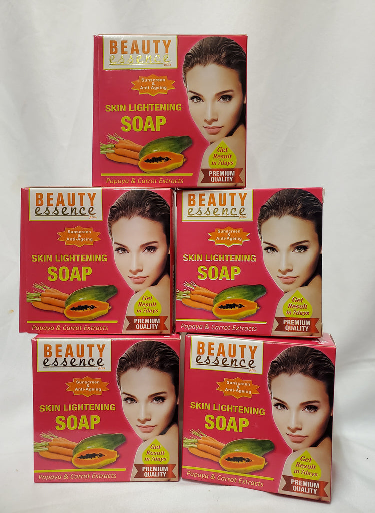 BEAUTY ESSENCE SKIN LIGHTENING SOAP RESULT IN 7DAYS