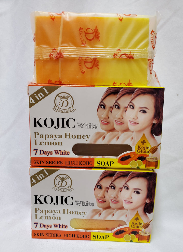 KOJIC WHITE 4 IN 1 PAPAYA HONEY LEMON 7DAYS WHITE