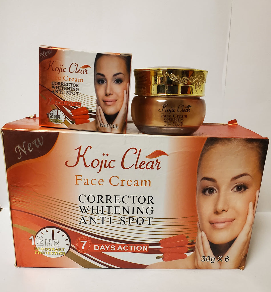 Kojic Clear Face Cream