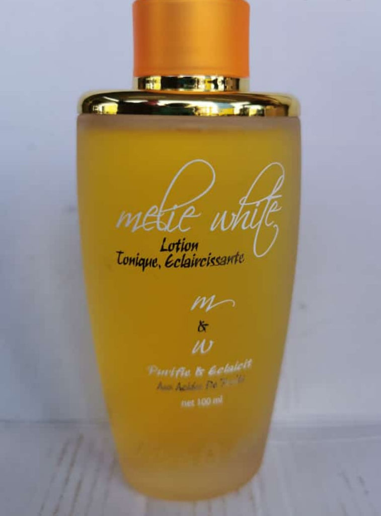 Melie White Deep Cleaning & Super Whitening Lotion