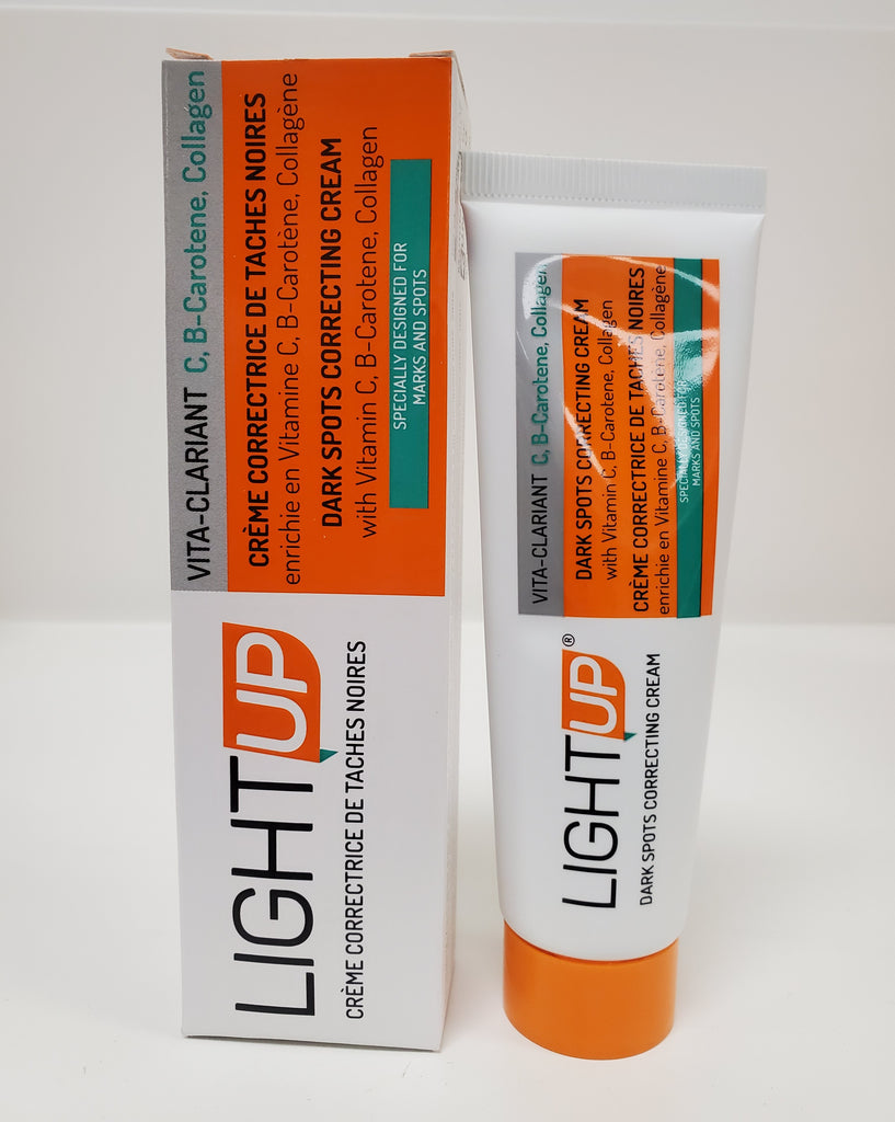 LIGHTUP DARK SPOT CORRECTING TUBE CREAM