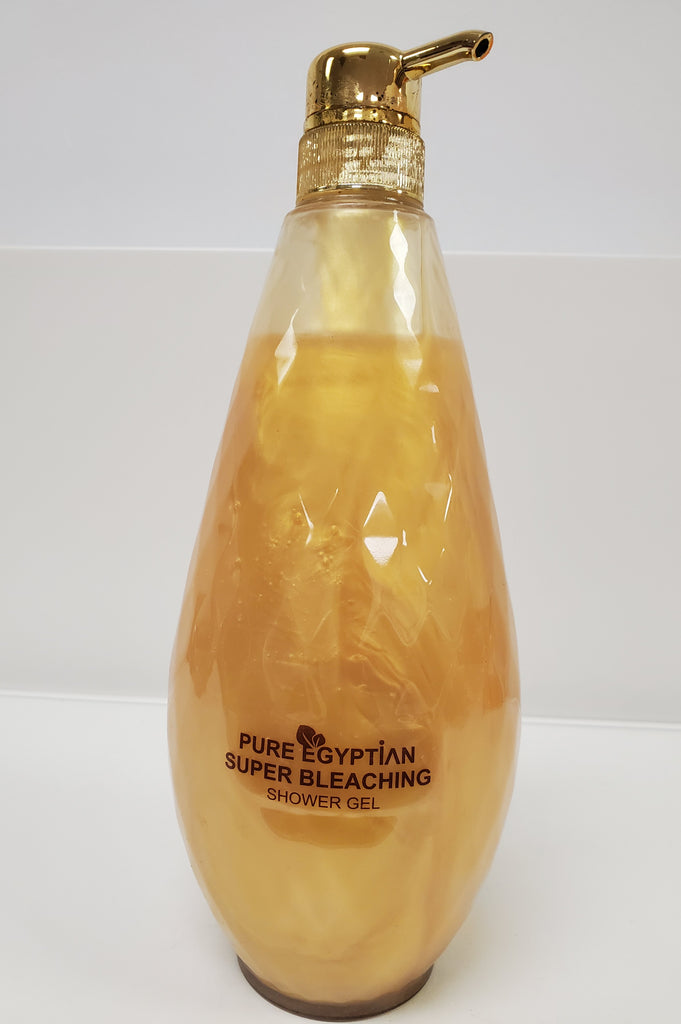 PURE EGYPTIAN SUPER BLEACHING SHOWER CREAM