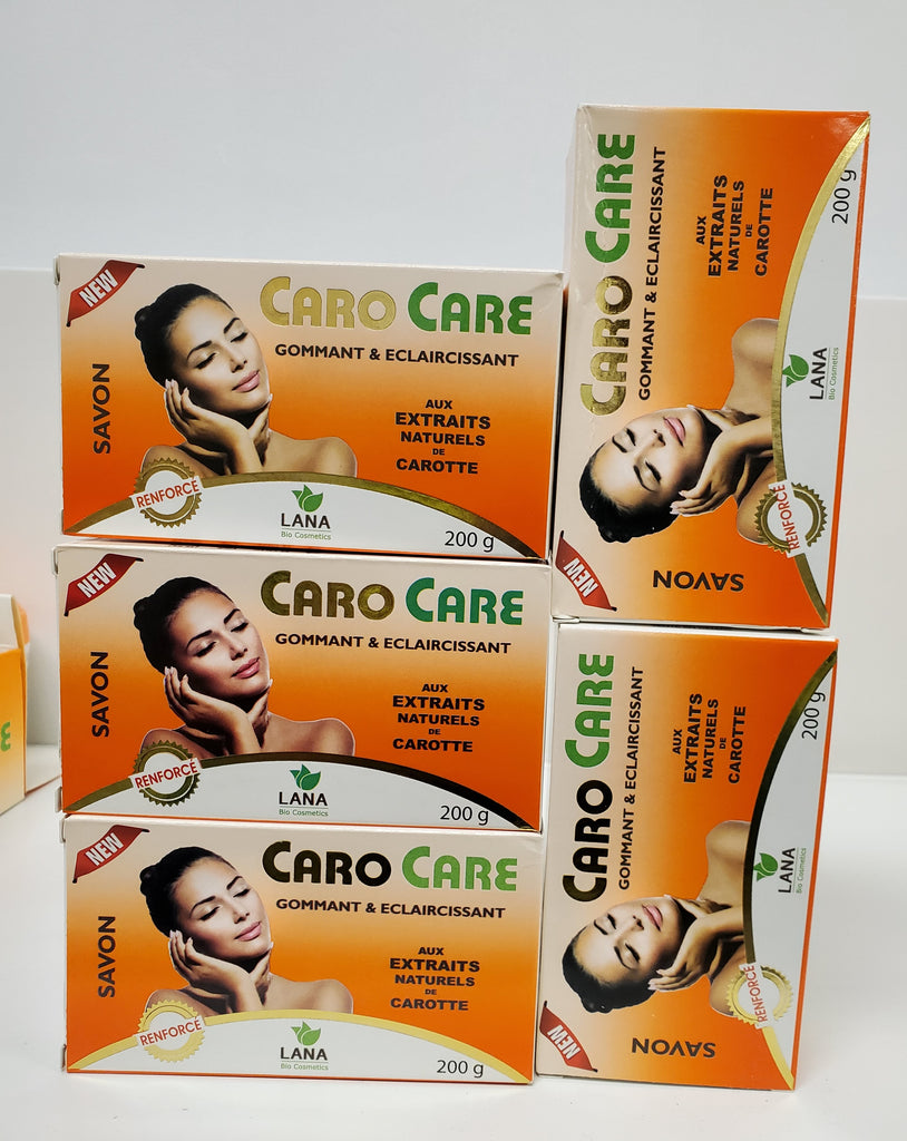 CARO CARE GOMMAT & ELAIRCISSANT SKIN LIGHTENING SOAP