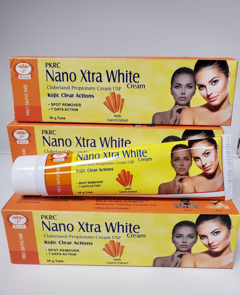 NANO XTRA WHITE TUBE CREAM