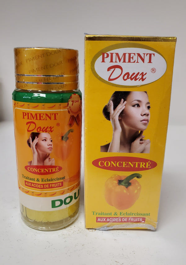 PIMENT DOUX LIGHTENING SERUM FRUIT ACIDS