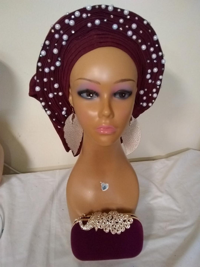 READYMADE HEADTIE AUTO GELE