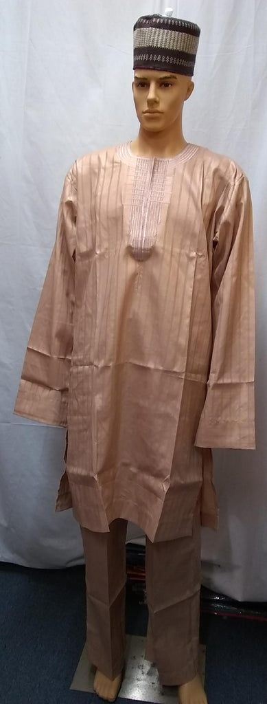 AFRICAN MEN'S COMPLETE  SET OF OUTFIT 10 - Ladybee Swiss Lace