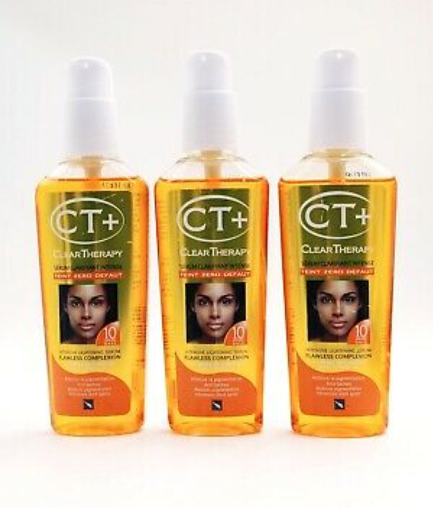CT + CLEAR THERAPY INTENSE LIGHTENING SERUM CARROT OIL