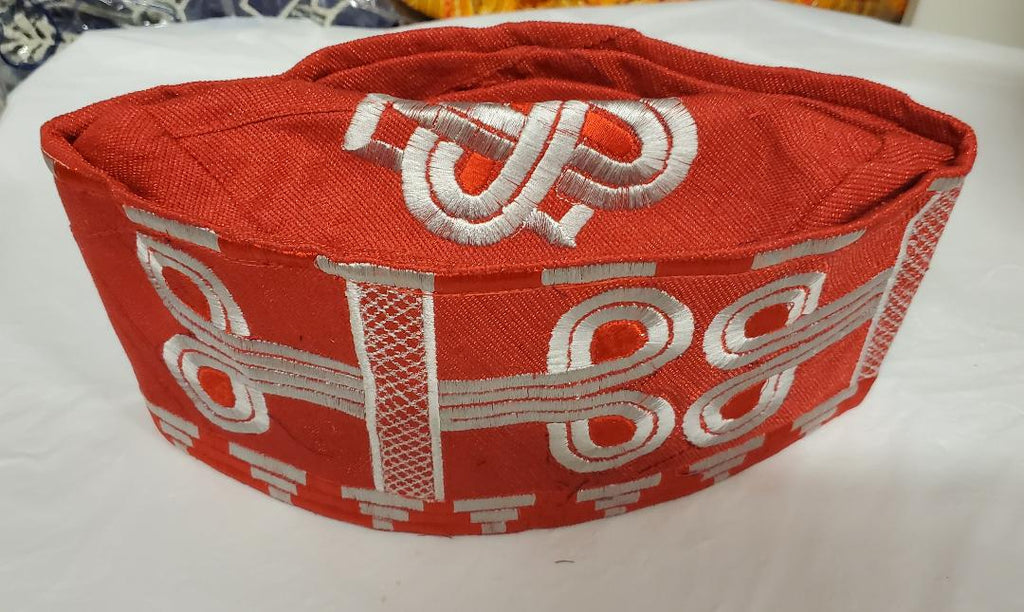 MEN'S CAP / FILA / HAT  ASO OKE  NATIVE WEAR