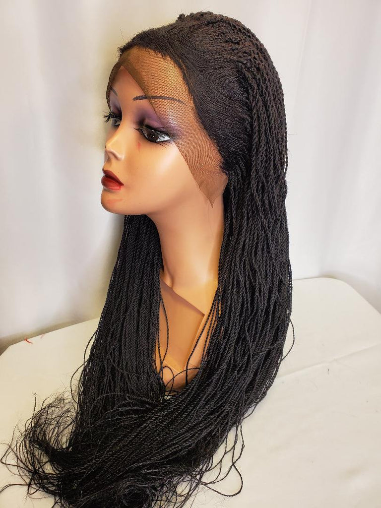 TINY BRAIDED WIGS