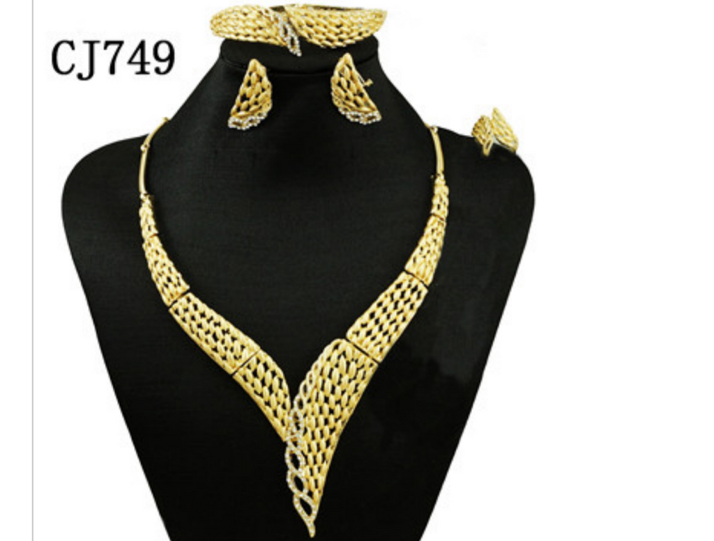 Jewelry set for women for all occasions