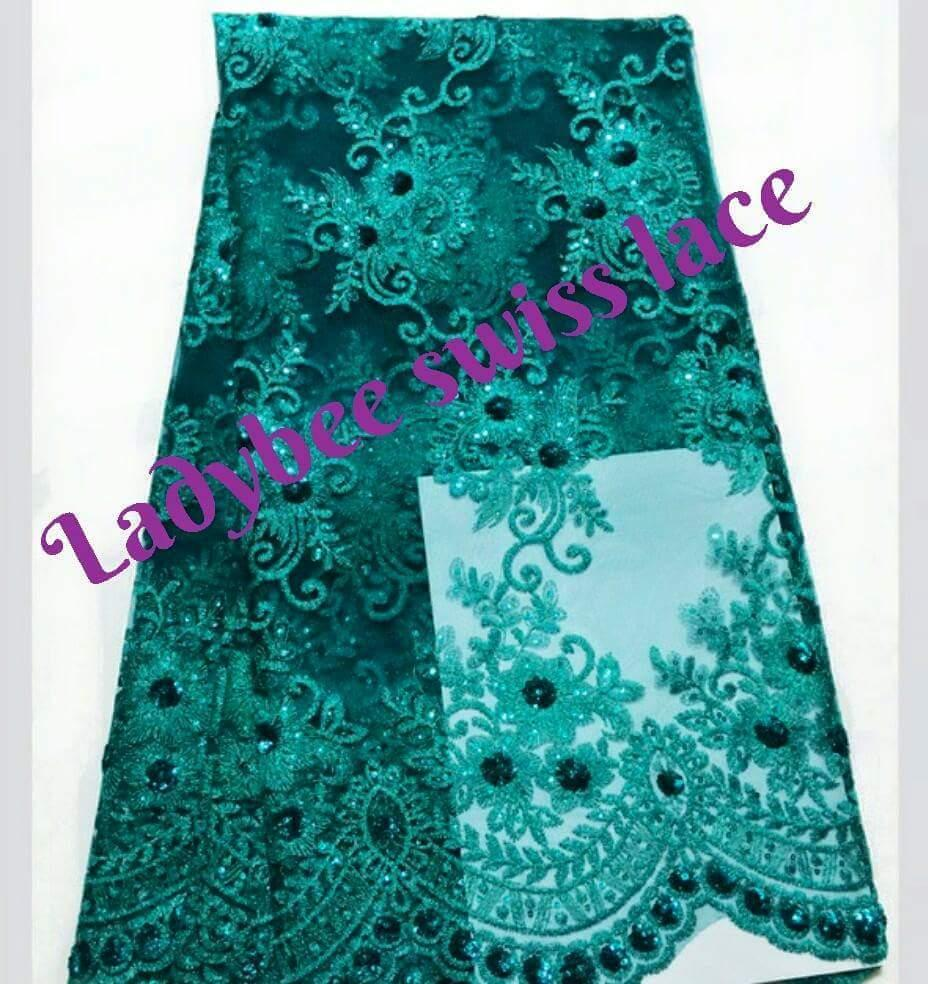 African French Lace 01 - Ladybee Swiss Lace