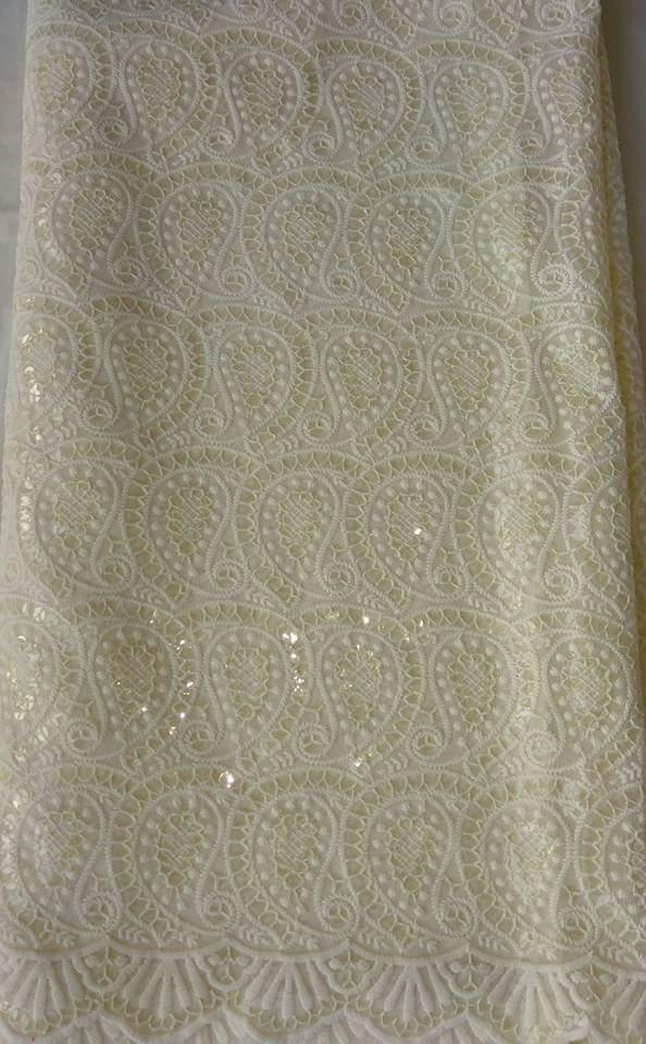 Polish Soft Swiss Lace - Ladybee Swiss Lace