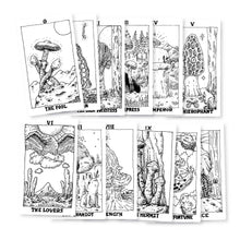 Load image into Gallery viewer, SECOND 100 PREORDER MUSHROOM TAROT DECK