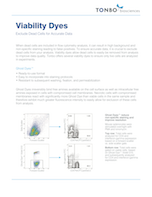 Ghost Dyes™ & Cell Viability Reagents