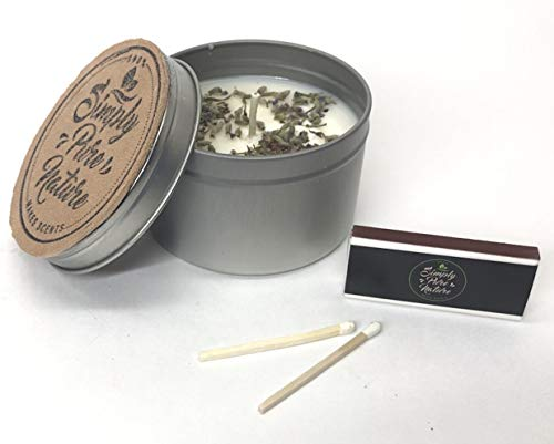 Slow Burn Soy Hemp Wick Candle