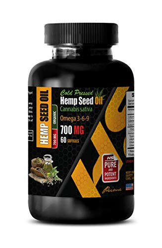 Hemp Oil for Pain Relief 700 mg Pills