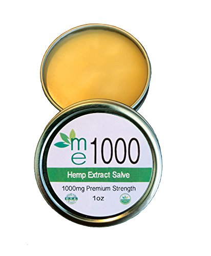 Pain Relief Hemp Extract Salve