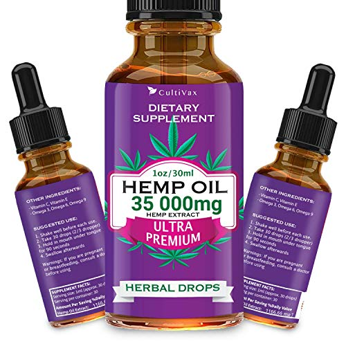 Hemp Oil 35 000mg