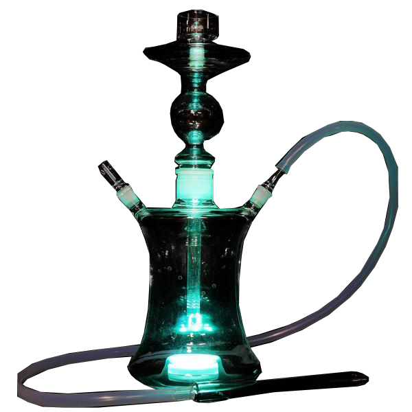 53cm Glass hookahs bongs