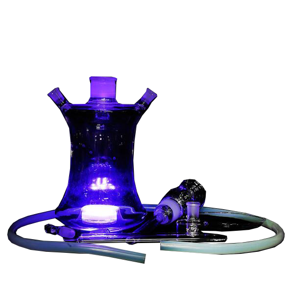 53cm Height Glass Hookah Bongs