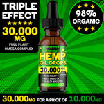 Premium 30000 MG SUPER STRONG Hemp Oil
