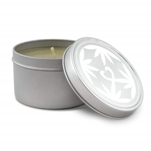 8 oz Hemp Infused Soy Candle