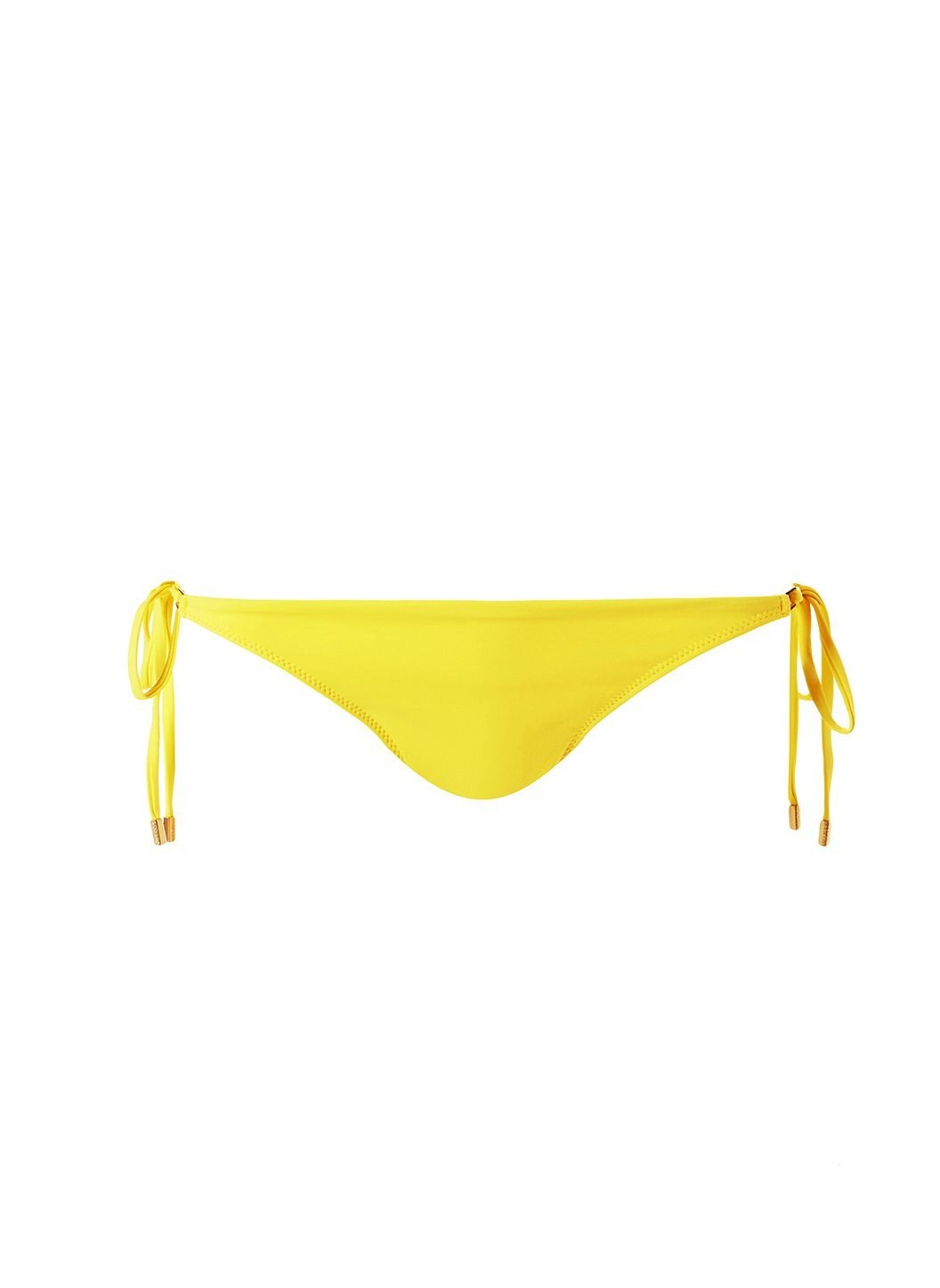 Cancun Lemon Bikini Bottom Cutout