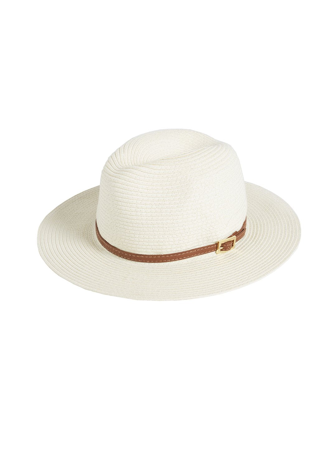 Fedora Cream Tan