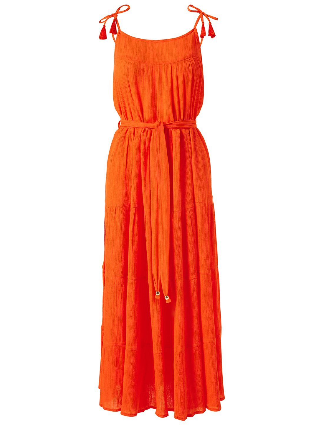 Fru Papaya Dress Cutout