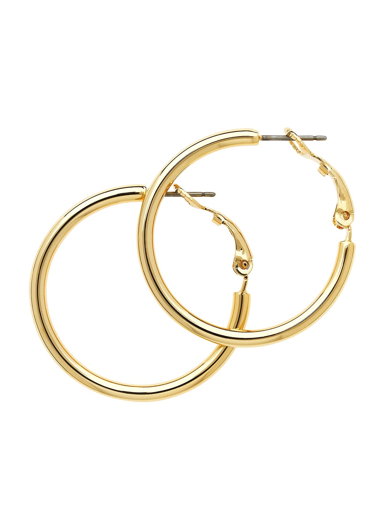 Gold Small Hoop Earrings